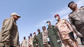 إقالة مدير الاستخبارات العسكرية في العراق وقائد الجيش في ذي قار