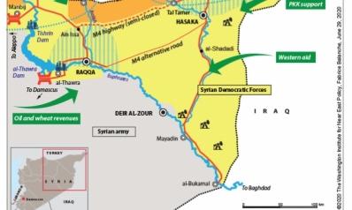 الوضع الراهن الهش في شمال شرق سوريا