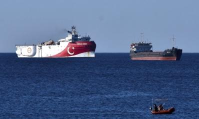 التوتر الأوروبي – التركي في البحر المتوسط