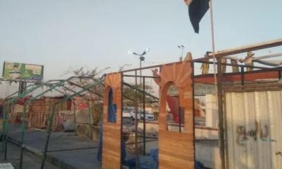 في خطوة مفاجئة.. متظاهرو البصرة يرفعون خيامهم من ساحة الاعتصام