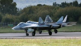 العراق مهتم بشراء مقاتلات سو-57 الروسية.. وهذه مواصفاتها
