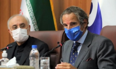 """الوكالة طلبت الدخول لموقعين.. طهران: المحادثات مع """"الطاقة الذرية"""" بناءة"""