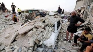 مخازن سلاح الميليشيات تبقي سكان المدن العراقية على حافة الجحيم اللبناني