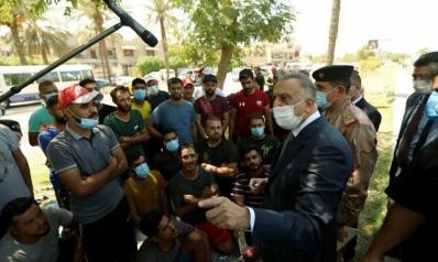 الكاظمي يظهر عزما على تكريس حكم القانون واستعادة هيبة الدولة العراقية