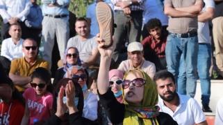 """""""عدوى"""" الانتفاضة الشعبية تنتقل إلى كردستان العراق"""