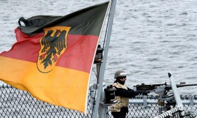 فرقاطة ألمانية تعزز مهمة مراقبة حظر الأسلحة إلى ليبيا