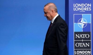سياسات أردوغان باتت تشكل تهديدا لوحدة الناتو