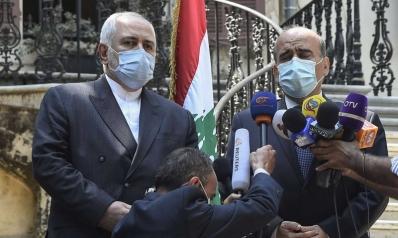 ظريف وهيل في بيروت لتحديد شكل الحكومة بعد انفجار المرفأ