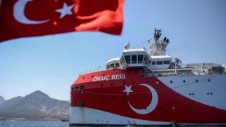 نذر الحرب شرق المتوسط.. سفينة تنقيب تركية ترافقها قوات بحرية واليونان تتأهب وتدعو لاجتماع أوروبي