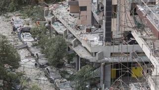تفجير بيروت: حدث فوق كل الأحداث