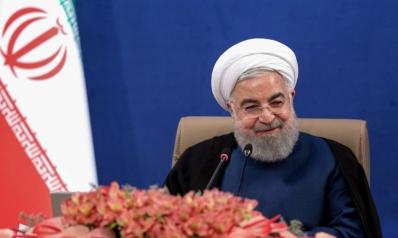 روحاني يمني النفس بفشل مساعي تمديد حظر السلاح على إيران