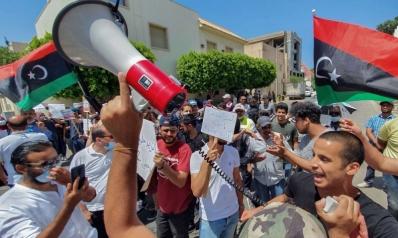 قمع الاحتجاجات يسقط شعارات حماية الديمقراطية والدولة المدنية في طرابلس