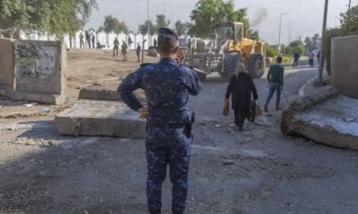 فيديو تعذيب فتى عراقي يطيح بقائد قوات حفظ النظام