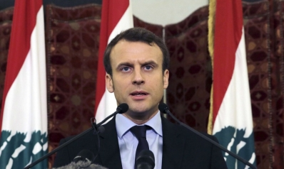 ماكرون: لبنان سيظل يعاني ما لم ينفذ إصلاحات