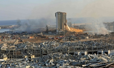 سيطرة حزب الله على ميناء بيروت تسببت بالكارثة