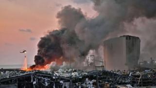 يوم دام في بيروت وسط تضامن دولي