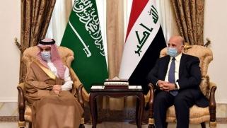 بغداد والرياض تمهدان لزيارة الكاظمي المؤجلة إلى السعودية