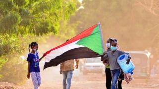السودان بحاجة إلى مساعدات للدفع بعملية الانتقال الديمقراطي