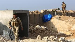 العراق قد يطلب دعماً دولياً لتعزيز حدوده مع سورية