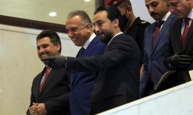 أزمة الانتخابات المبكرة في العراق: الحلبوسي يخوض حراكاً لعقد جلسة برلمانية طارئة