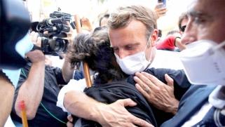 إيمانويل ماكرون في لبنان: الفرصة الأخيرة للإنقاذ