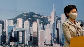 """الصين تصف العقوبات الأمريكية على هونغ كونغ بـ""""الوحشية"""""""