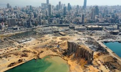 من الذي دمر بيروت؟