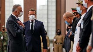 ماكرون في العراق… العين بصيرة واليد قصيرة
