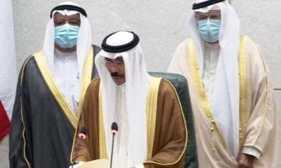 أمام مجلس الأمة.. الشيخ نواف يؤدي اليمين الدستورية أميرا للكويت