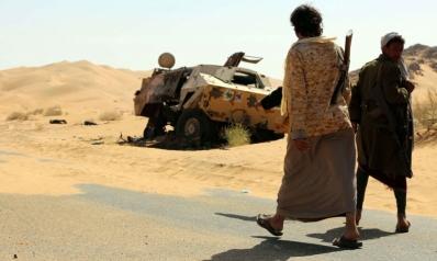 تصعيد إخواني في حضرموت وشبوة ضد التحالف والانتقالي