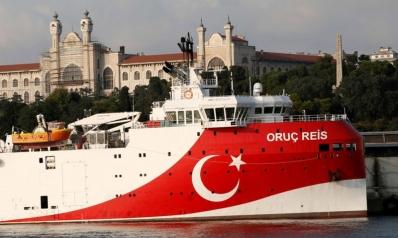 تركيا تواصل استفزازتها شرق المتوسط بتمديد عمليات التنقيب