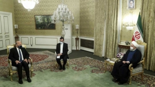 روحاني لوزير الخارجية العراقي: وحدة الشيعة فوق أي اعتبار