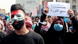 الميليشيات الشيعية توجّه رسالة دموية لنساء الانتفاضة العراقية