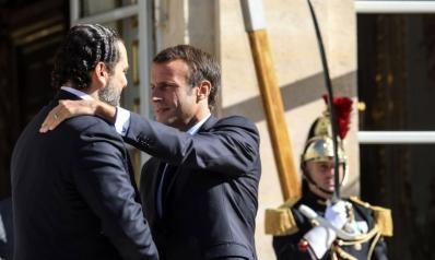 ماكرون يقف وراء طرح الحريري أن يكون وزير المال شيعيا
