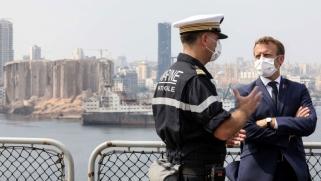 محاولات يائسة لإنقاذ المبادرة الفرنسية في لبنان