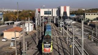 للمرة الأولى: خط لسكك الحديد بين العراق وتركيا