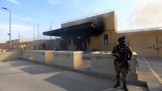 تشديد الإجراءات الأمنية في بغداد مع تلويح واشنطن بإغلاق سفارتها
