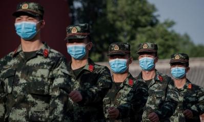 الصين تبدأ مناورات محذرةً تايوان: من يلعب بالنار يحترق