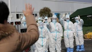 كيف تفشى فيروس كورونا المستجد في أنحاء العالم؟