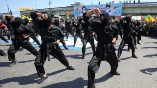 """هل تحول """"لواء فاطميون"""" إلى قوة نخبة إيرانية تنشرها في أي مكان تريده؟"""