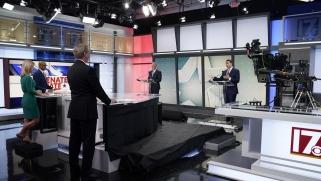 القضايا العرقية وكورونا والإقتصاد أبرز ملفات المناظرة الأولى بين ترمب وبايدن