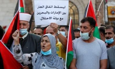 الشرق الأوسط تغير وفلسطين لم تعد القضية المركزية