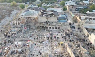 قتلى مدنيون بقصف داخل أذربيجان.. أرمينيا تنفي مسؤوليتها وعلييف: سنرد في الميدان