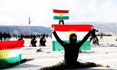 كردستان العراق يروج لدوره الوظيفي الأمني في أوج أزمته المالية
