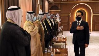 الحلبوسي ينجو من إقالة خطّط لها تحالف مدعوم من إيران وتركيا