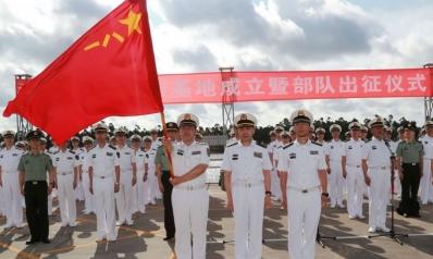 الصين تحرك خيوط عسكرة سياساتها الخارجية في أفريقيا