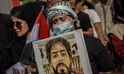 الحشد الشعبي يبسط سيطرته بعد عام من انتفاضة تشرين