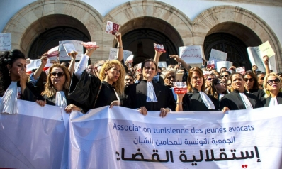 القضاء في الدول العربية أمام تحدي ضمان استقلاليته