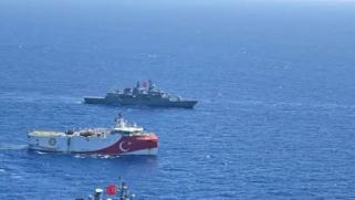 عروج ريس أبرز سفن التنقيب التركية بالبحر المتوسط.. سيرتها وسر التسمية