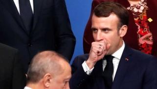 صدى الخلاف التركي – الفرنسي يتردد في ليبيا